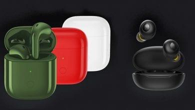 صورة Realme تكشف النقاب عن السماعات اللاسلكية Realme Buds Q و Realme Buds Air Neo