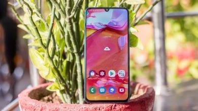 صورة ستطلق شركة إتصالات Telus إصدار  Android 10 لـ Galaxy A70 و LG G8X ThinQ الأسبوع المقبل