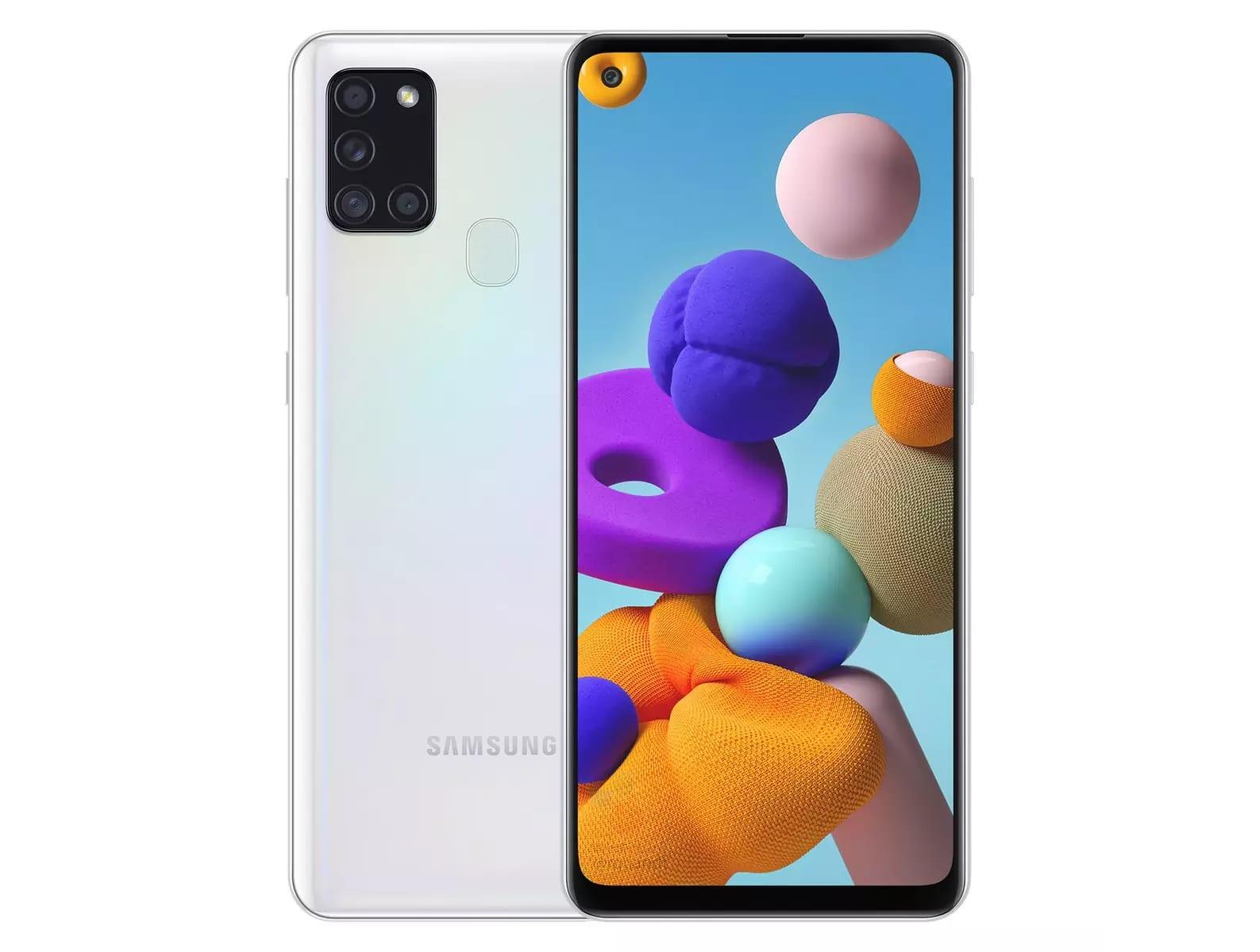مواصفات Samsung Galaxy A21s والسعر والتسريب