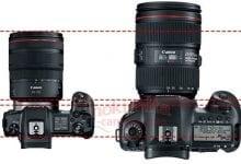 Photo of تسريب الصور و المواصفات الأولى لكاميرا Canon EOS R وعدسات RF الجديدة