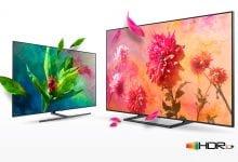 صورة دعم تقنية +HDR10 على أجهزة تلفاز سامسونج وباناسونيك من طراز 2018 4K