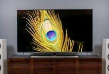 صورة مراجعة التلفاز الذكي TCL 8-Series mini-LED 4K HDR TV LED