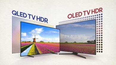 صورة تلفزيون QLED مقابل تلفزيون OLED: ما الفرق ، وما أهمية ذلك؟