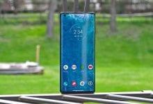 إن Motorola Edge + أرخص بالفعل بـ 200 دولار في Verizon