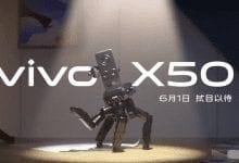 صورة vivo تدعم هاتف X50 Pro بمستشعر GN1 الجديد من سامسونج