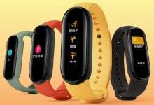 Photo of إسوارة اللياقة البدنية Xiaomi Mi Band 5 تظهر في صورة رسمية بأربعة ألوان مختلفة