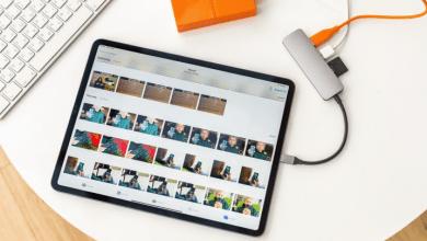 صورة ابل تخطط لإطلاق جهاز iPad Air 4 القادم بحجم 11 إنش ومنفذ USB C