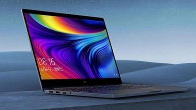 صورة الإعلان رسميًا عن الحاسوب المحمول Xiaomi Mi NoteBook 15 2020، ويُكلف إبتداء من 850$
