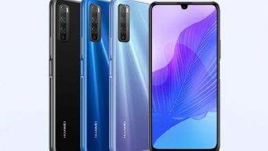 صورة الإعلان رسميًا عن الهاتف Huawei Enjoy 20 Pro مع شاشة بحجم 6.5 إنش، وثلاث كاميرات في الخلف
