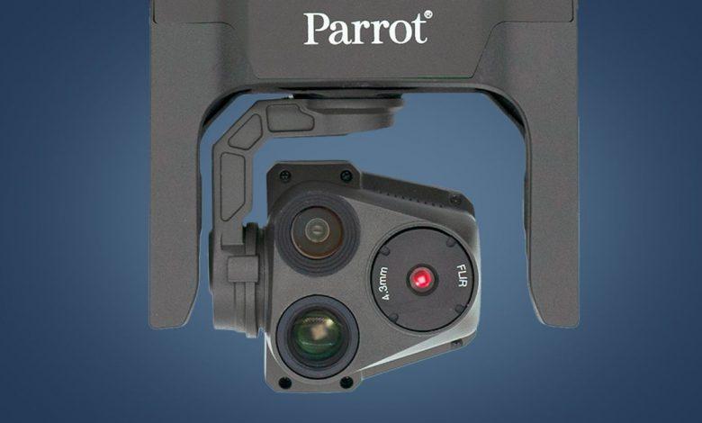 صورة شركة parrot تنتقد أمن بيانات DJI للطائرات بدون طيار خلال حدث إطلاق طائرتها الجديدة Anafi USA
