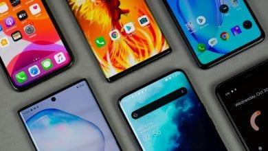 Photo of الشحنات العالمية للهواتف الذكية تنخفض بنسبة 20% في الربع الأول بسبب COVID-19