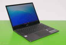 صورة المراجعة الأولية لـ Acer Chromebook Spin 713: Premium بدون ثمن