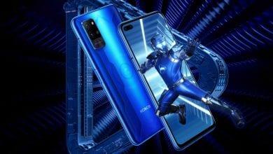 صورة الهاتف Honor Play 4 Pro سيضم مستشعر لحرارة الجسم، وفقا لإعلان جديد