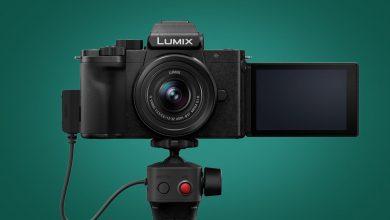 Photo of باناسونيك G100 هي كاميرا مدونات صغيرة مع حيلة صوتية ذكية للغاية