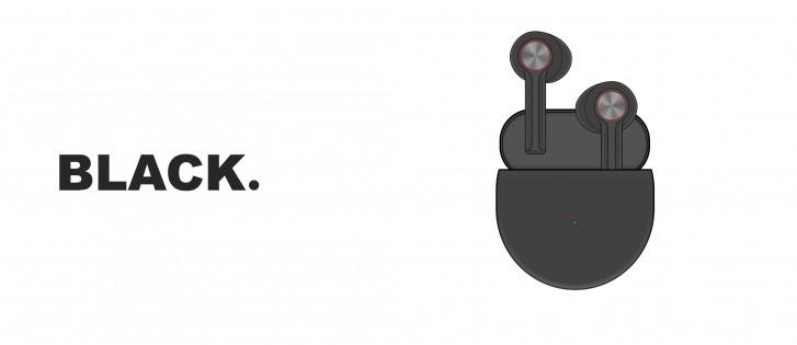 قد يأتي OnePlus Buds باللون الأسود مع تصميم مألوف في الأذن