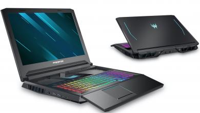صورة تحديث جديد من Acer لأجهزة الحاسب المخصصة للألعاب يأتي بالجيل العاشر من معالجات إنتل