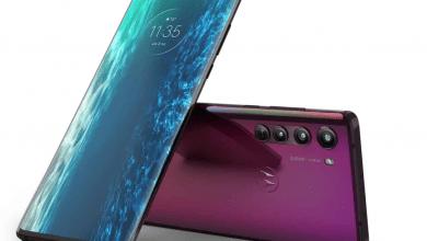 صورة تسريبات تكشف عن مواصفات هاتف Motorola Edge Lite 5G