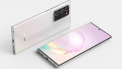 صورة تسريبات جديدة تؤكد لنا من جديد التصميم المحتمل للهاتف +Galaxy Note 20