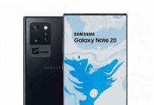صورة تسريبات جديدة توضح الألوان التي تنطلق بها هواتف Galaxy Note 20 و GALAXY Z FLIP 5G