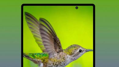 صورة تسريبات مصورة لهاتف Galaxy Fold 2 توضح تصميم هاتف سامسونج القابل للطي