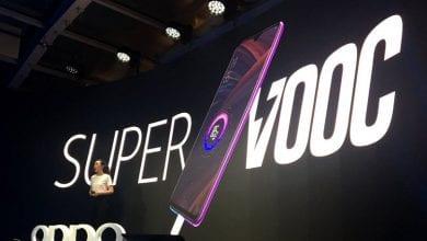 Oppo 80W SuperVOOC 3.0