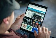 صورة تقرير جديد يقترح قدوم iPad Air 4 مع شاشة بحجم 11 إنش ومنفذ USB Type-C