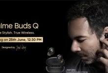 صورة سماعات Realme Buds Q TWS قادمة إلى الهند في 25 يونيو