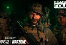 صورة عاجل: تأجيل الموسم الرابع من COD Warzone وموسم COD Mobile السابع!