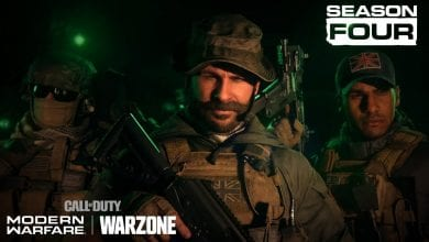 Photo of عاجل: تأجيل الموسم الرابع من COD Warzone وموسم COD Mobile السابع!