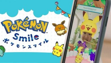 Photo of علّم طفلك تنظيف أسنانه بلعبة Pokémon Smile بتقنية الواقع المعزز