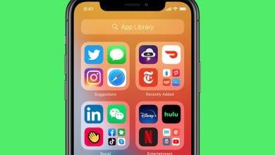 صورة لماذا لم تعطينا Apple مكتبة تطبيقات iOS 14 منذ سنوات؟