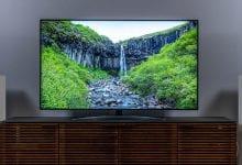 صورة مراجعة تلفزيون LG Nano 9 (SM9000) 4K HDR TV