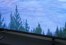 صورة مراجعة عملية لتلفزيون سوني Z9G 85 بوصة 8K HDR LED