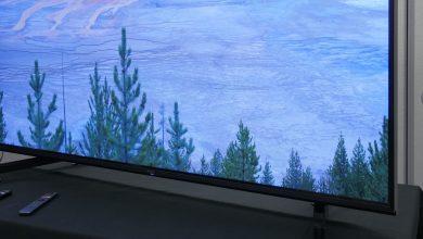 صورة مراجعة سوني Z9G 85 بوصة 8K HDR LED TV
