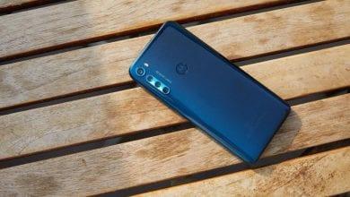 صورة موتورولا تُعلن رسميًا عن الهاتف +Motorola One Fusion، ويضم أربع كاميرات في الخلف