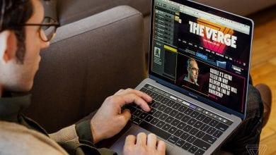 صورة نسخة 12 إنش من MacBook القادمة مع معالج ARM ستُعيد لوحة مفاتيح الفراشة