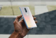 صورة هواتف OnePlus 8T قد تأتي مع تقنية الشحن السريع 65W Super Warp