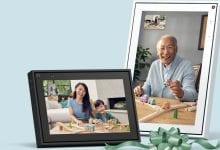 Photo of وفر 30 دولارًا على جميع أجهزة العرض الذكية من Portal في تخفيضات عيد الأب على Facebook