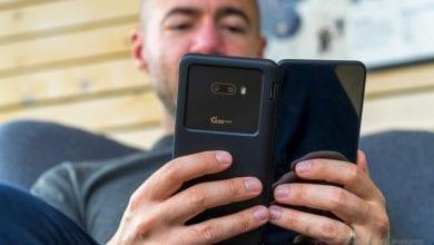 صورة يحصل LG G8X من AT & T أيضًا على Android 10