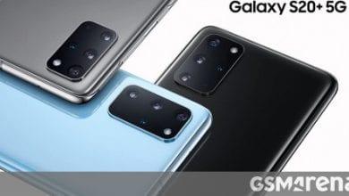 صورة يحصل Samsung Galaxy S20 + 5G على خصم 20 ٪ على Amazon US