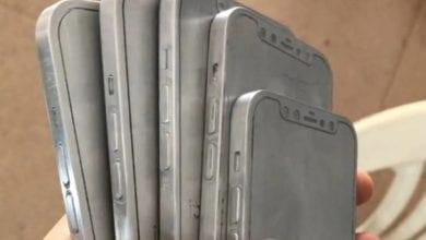 صورة يشير تسرب iPhone 12 الجديد إلى تصميم أكثر زاوية