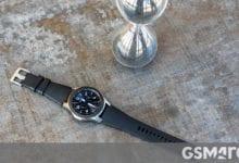 صورة يكشف أحدث تسريب لـ Samsung Galaxy Watch3 عن حجم الشاشة وسعة البطارية