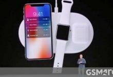 صورة يُقال أن النموذج الأولي من حصيرة شحن Airpower من Apple يعمل على شحن Apple Watch الآن