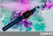 صورة Amazfit Bip S smartwatch تصل إلى الهند