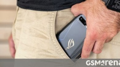 Photo of أسوس ROG Phone III أسطح مختلفة من ذاكرة الوصول العشوائي سعة 12 جيجابايت على Geekbench