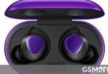 صورة تظهر Samsung Galaxy Buds + BTS Edition في العروض الجديدة