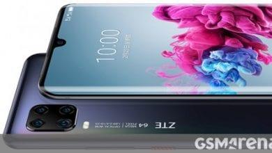 Photo of ZTE تطلق نسخة LTE من Axon 11