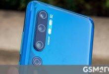 """صورة تم الإبلاغ عن جهاز Xiaomi الذي يحمل الاسم الرمزي """"CAS"""" مزودًا بكاميرا 108 ميجابكسل مع تقريب رقمي 120X"""
