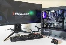 صورة مراجعة Digital Storm Lynx: كمبيوتر ألعاب مُعد مسبقًا بتصميم أنيق وقابل للترقية