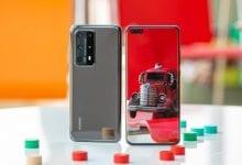 صورة مراجعة Huawei P40 Pro +